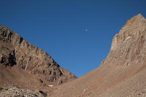 100914-Cuello del Infierno, Pico de las Marmoleras eta, erdin, ilargie