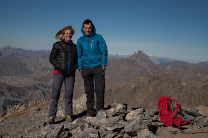 112650-Lourdes eta Miguel. Tebarray (2886m)