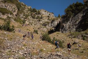 150046-Barranco de Pondiellostik behera Sallent de Gállegoruntz